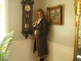 Progress shot-Lestat Cosplay 3 by EgnirysFaye