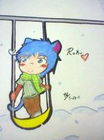 Lil Swinging Roku by TaDa-The-Neko-Panic