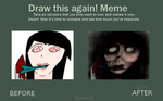 Draw this again thing by PatDKkm8