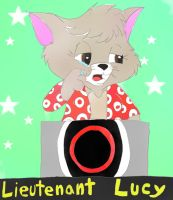 Lucy in the Hollywood Squares by ThrillingRaccoon