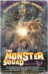 The Monster Squad by WacomZombie