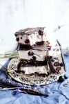 Coconut Blueberry Ice Cream Bars by sapphireskyS2