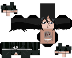 new rukia by hollowkingking