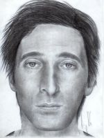 Adrien Brody by mo013