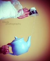 Mad tea party by eulalievarenne