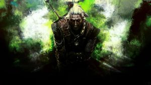 The Witcher 3 by Raseckb