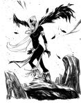 Crow by alessandromicelli