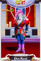 Dragon Ball GT - Don Kear UPDATE by DBCProject