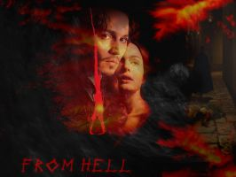 From Hell by serialkiller07