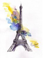 I love Paris by eleganze