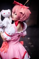 MADOKA_almost home,QB by hybridre