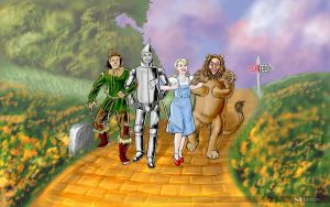 The Sourcefed of Oz by shaunriaz