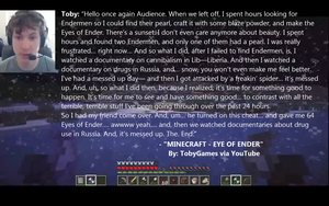 Eyes of Ender - TobyGames Quote by xXNightwingRobinXx