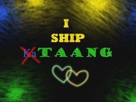 I ship TAANG by Harei-ruto