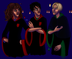 HP Art Project - WIP3 by Rotae