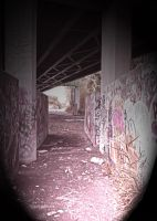 under the bridge i gave my life away by JDAWG9806