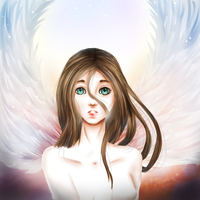 Angel by artistlaura