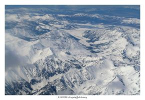 High Above The Mountain Tops by Astraea-photography