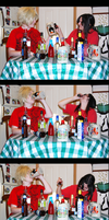 China and Denmark- Drinking With Denmark Pt2 by Anime-Kat2002
