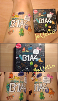[B1A4] What's Going On?? by jaljello