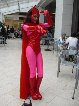 Scarlet Witch by SailorUsagiChan