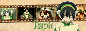 Toph | Timeline Facebook by Howie62