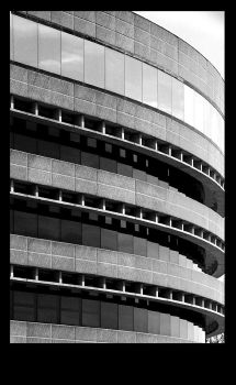 Real Buildings have Curves by fuhji
