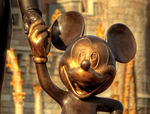 Disney and Mickey by morphinetears36