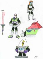 KHKBW_Team Lightyear by DNLnamek01
