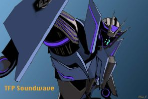 TFP Soundwave by PDJ004
