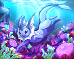 Just Keep Swimming by Twime777