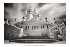 Budapest - IR XLI (Budapest Noir) by DimensionSeven
