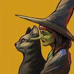 Megg and Mogg by IfuckenLUVWHORES