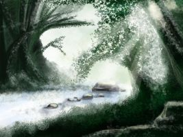 A change of scenery by XiaoShuai