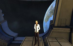 My STO Avatar by DoomZor1987