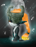 + Her Name is MIDNA + by Errya