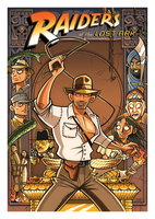 Raiders of the Lost Ark [cinemarium] by inkjava