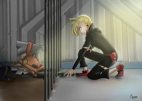 Gladion and Type Null Gladio y Codigo Cero