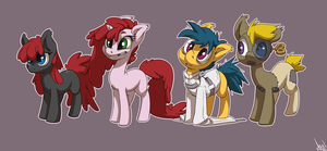Pone OC group by atryl
