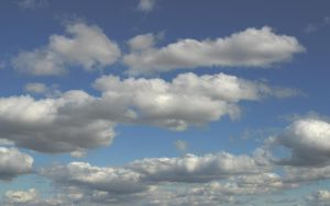 himmel wolken by archaeopteryx-stocks