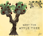 Meet the Apple Tree. by YummyCatBiscuit