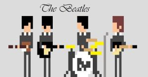 The Beatles by CrizCamacho