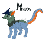 Inkizz: Mason by Lizzara