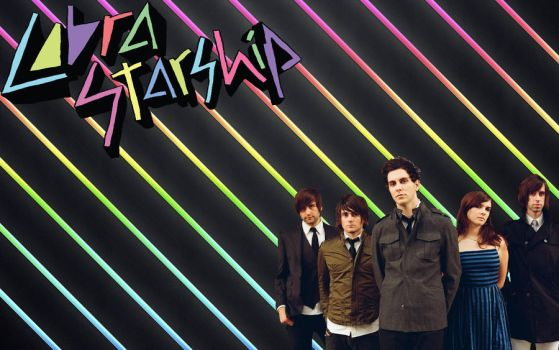Cobra Starship Wallpaper by CrazyCartoonGirl