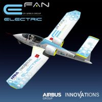 Airbus Efan Electric by Emigepa