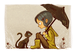 Coraline Jones by asmithart