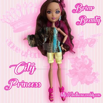 Briar Beauty City Princess by FashionZambara