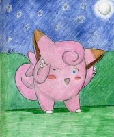 035 - Clefairy by Nethilia
