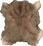Fawn Moose Pelt by TokoTime