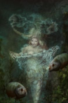 Nimue lady of the lake by Miss-REdreaming